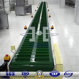 Food PVC Conveyor Belting (Food Grade and Low Noise)