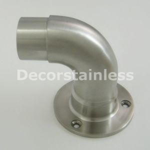 Stainless Steel Handrail Elbow Base Plate pictures & photos