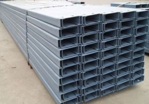 Hot Rolled Channel Steel in Metal Building Material