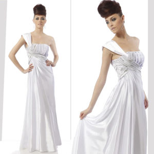 New Custom-Made Wedding Bridesmaid Evening Dress