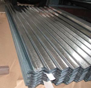Cold Rolled Galvanized Corrugated Sheet