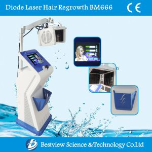 New Product CE Approved 670nm Laser Hair Regrowth Machine
