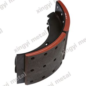 200 Lined Brake Shoes for Volvo