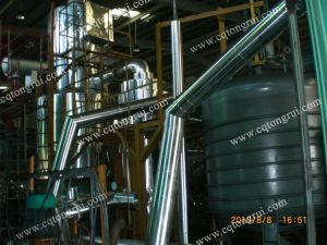 Dir Engine Oil High Vacuum Distillation Equipment (DIR)
