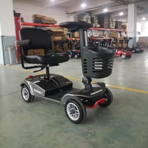4 Wheel Electric Mobility Scooter 500W for Handicapped