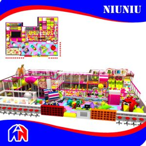 China Manufacturer Ocean Theme Kids Indoor Playground for Sale