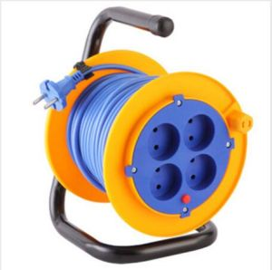 China European Hose Reel Electric Cable Reel 15m China
