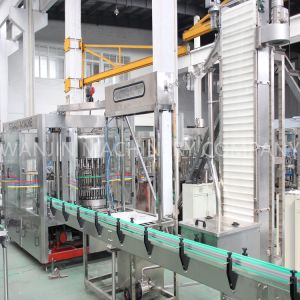 3000-4000bph Customerized Hot Juice Bottle Filling Machinery pictures & photos