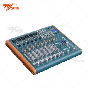 Smart-82 Professional DJ Sound Audio Mixer pictures & photos