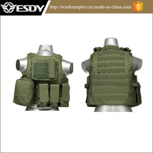 Tactical Assault Combat Outdoor Games Protective Vest for Sports Hunting pictures & photos