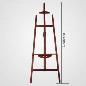 china vintage french pine wood painting drawing stand easel china