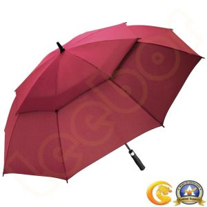Large Men Rain Windproof Golf Umbrella