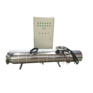 90% Transmittance UV-C Swimming Pool Water Disinfection System pictures & photos