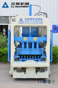 Automatic Concrete Brick &Block Machine