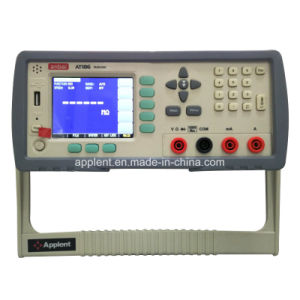 New Arrival Digital Multimeter Manufacturer (AT186) pictures & photos