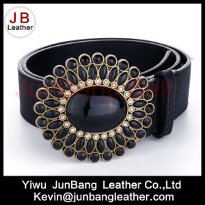 Best Selling Fashion Women′s Turquoise Stones Belt pictures & photos