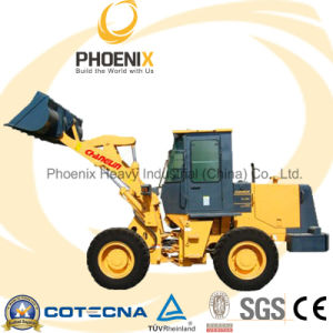 Low Price Changlin 1.8ton Small Wheel Loader with Cummins Engine pictures & photos