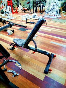 Fitness Equipment / Gym Equipment / Adjustable Bench (SW28) pictures & photos