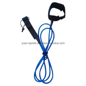 Various Colour Straight TPU Surf Leash for Surf Sup Paddle Surf Board