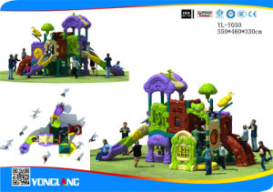 2015 Luxury and Unqiue Amusement Park Equipment Children Playground (YL-Y050) pictures & photos