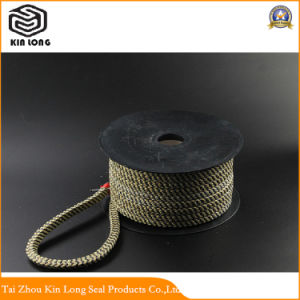 Aramid Fiber Packing Used for Pumps, Valves, Rotating Machinery