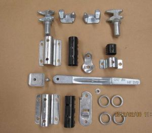 China Shipping Container Door Locking Parts - China Door Locking Parts
