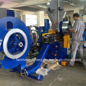 F1500c Spiral Tube Forming Machine with Computer Mitsubishi PLC System pictures & photos