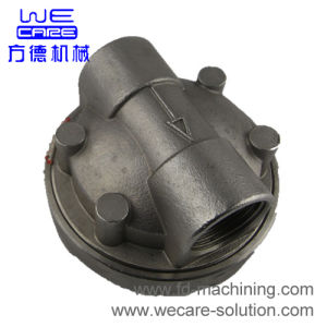 Customized Carbon Steel Investment Casting by Water Glass