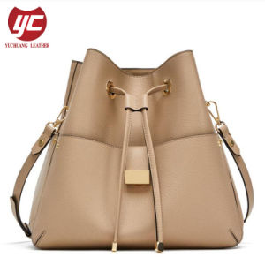 Yc H165 Latest Trendy Drawstring Shoulder Lady Fashion Bags For 2019 Spring