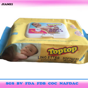 Africa 40g Baby Wipes in 15X20cm with Lid pictures & photos