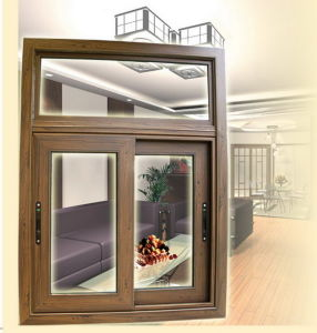 Good Quality Aluminium/Aluminum Casement Glass Window