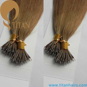 10# Brazilian Virgin Remy Hair Nano Ring Hair Extension (TT332)