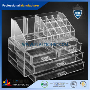 Fashion Luxury Acrylic Makeup Organizer, Tabletop Makeup Organizer for Cosmetic pictures & photos