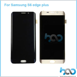 Original Mobile Phone LCD for Samsung S6 Edge Plus Panel