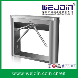 Electrical Pedestrian Waist Height Tripod Turnstile with CE Approved pictures & photos