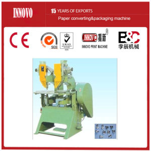 Large Sized Double Eyelet Riveting Machine (INNOVO-RM) pictures & photos
