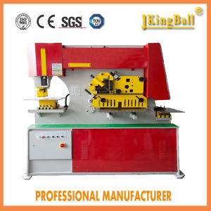 Hydraulic Iron Worker Machine Q35y 40 High Performance Kingball Manufacturer pictures & photos