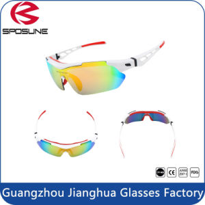 Fashionable Men Hot Sun Glasses Adjustable Temple Sports Cycling Sunglasses pictures & photos