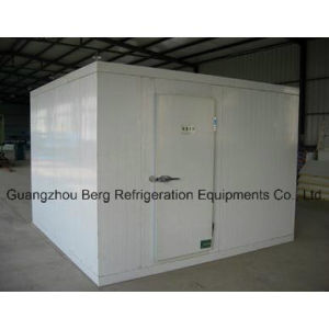 Heat Insulation PU Panel Cold Room for Cold Storage pictures & photos