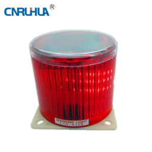 Daytime LED Solar Panel Red Warning Light Ltd-6108 pictures & photos