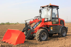 New Agricultural Mini Loader Er10 with Hydraulic System for Sale pictures & photos