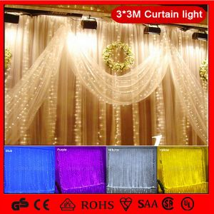 christmas lights wholesale christmas pvc decoration led string curtain light