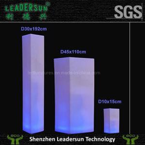 China Leadersun Led Light Pillars Ldx X02 Large Pillar Candles