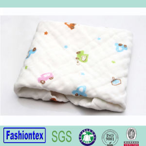 Wholesales Baby Muslin Organic Bath Towel 100% Cotton Handkerchiefs pictures & photos