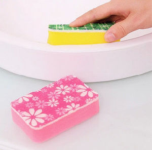Widely Use for Housework and Cleaning Work, Cleaning Bathroom Sponge