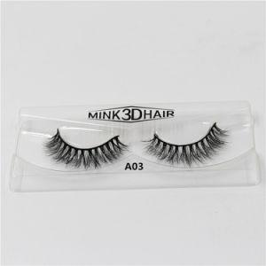 4373bb08f50 China A03 100% Siberian 3D Mink Fur Eyelashes Natural Eyelashes ...