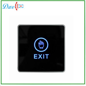 Infrared Touch Type No Nc COM Push Button Switch pictures & photos