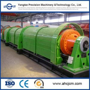 Tubular Stranding Machine with Safety Protection System