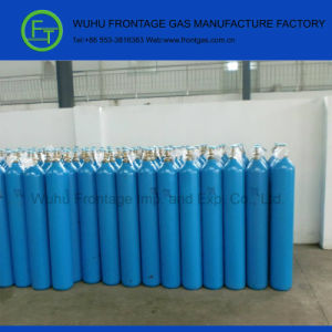 High Pressure Oxygen Cylinder Seamless Steel Oxygen Bottle pictures & photos