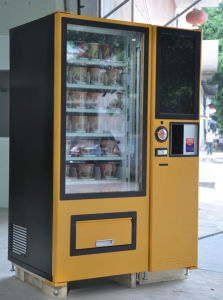 Food and Fruit Vending Machine  with Elevator
